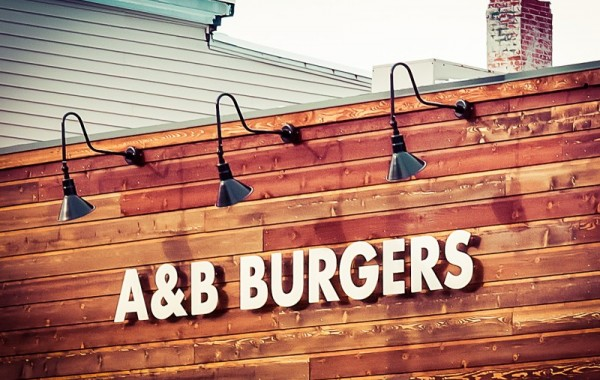 A&B Burgers Beverly